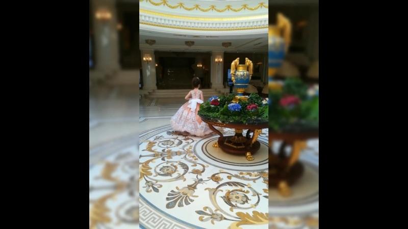 Бэкстейдж фотопроекта Жизнь во Дворце