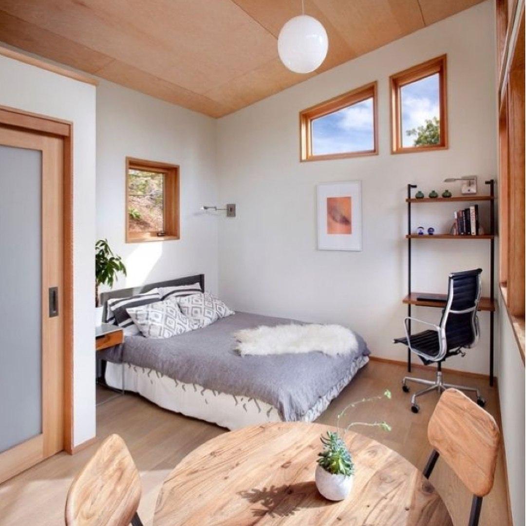 Маленький уютный домик