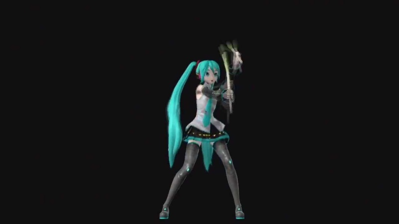 Hatsune Miku - Ochame Kinou Mischievous Function (EDIT PV) - Project Diva Dreamy Theater 2nd