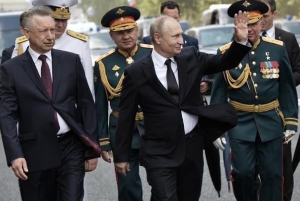 Путин: Пик коронавируса в России пройден