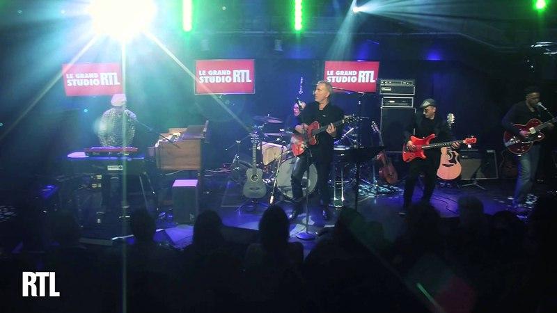 Bernard Lavilliers - Stand the Ghetto en Live dans le Grand Studio RTL - RTL - RTL