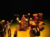 Jamie Saft blues explosion in lantaren-venster rotterdam holland