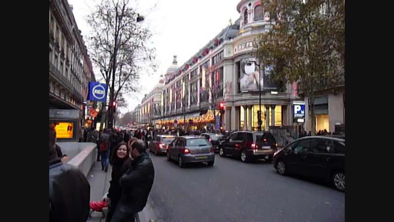 Grand magasins Christmas 2011 12
