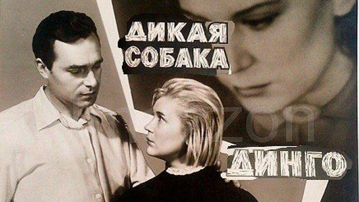 ДИКАЯ СОБАКА ДИНГО киноповесть экранизация 1962 г