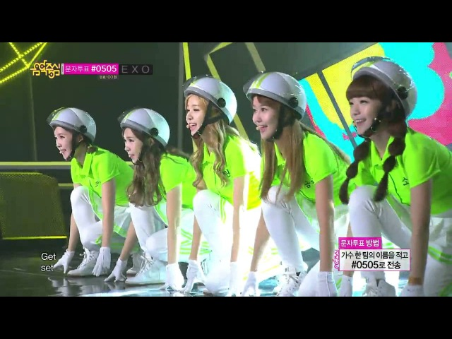 •[HOT] Crayon Pop - BarBarBar, 크레용팝 - 빠빠빠, Music core 20130824•