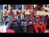 Ежегодный карнавал на Кипре! Первая часть)
