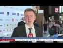 Сирийская делегация заинтересовалась возможностями закупок крымских яблок и зерна. Прямое включение корреспондента телеканала «К