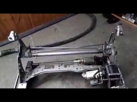Ремонт сиденья мурано z50