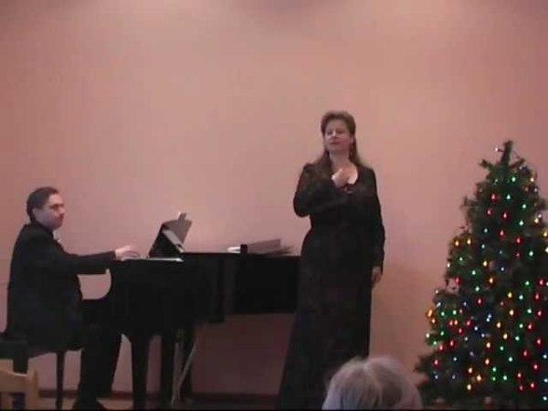 Мария Руденко (меццо-сопрано). 3-я ария Далилы (Сен-Санс