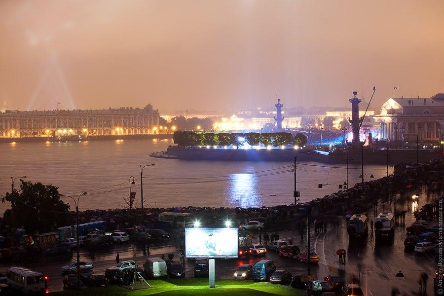 Алые паруса 2012
