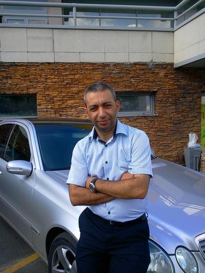 Заур Абдуллаев, 15 марта , Москва, id205170024