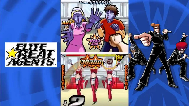 Elite Beat Agents - Survivor FC 100% Hard Rock