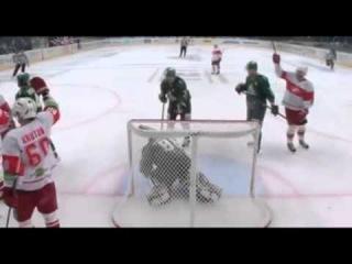 XК Салават Юлаев - XК Спартак 1:2  OT