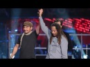Dallas James and Doug Williams Sing Hey Brother | The Voice Australia 2014