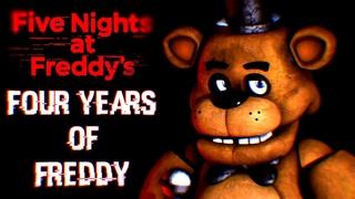 {SFM ~ FNAF} Four Years of Freddy