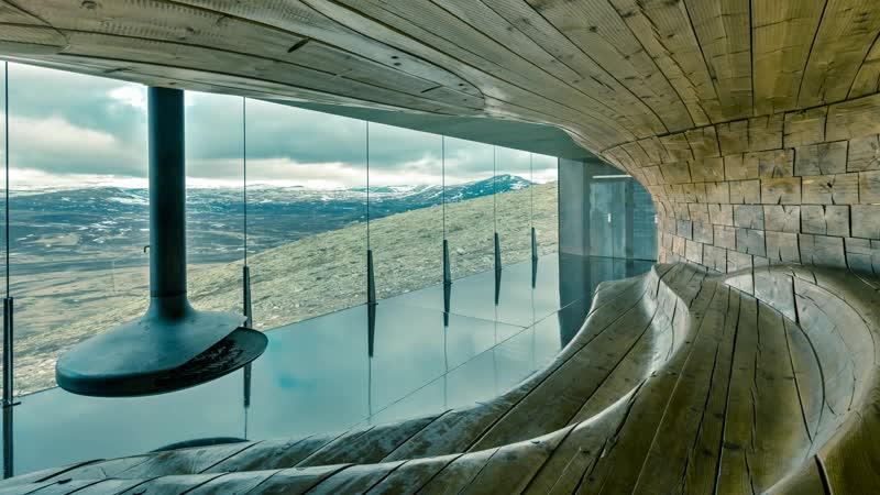 Snøhetta Viewpoint 4K