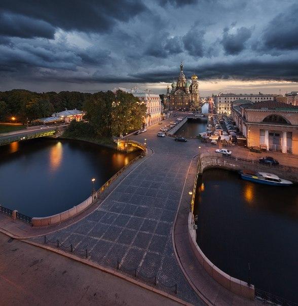 Храм Спаса-на-Крови, Санкт-Петербург. Автор фото — Сергей Дегтярёв: nat-geo.ru/photo/user/292323/