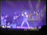 22 февраля 2002 - Концерт группы АлисА - Харьков - ККЗ «Украина» - «...всё це рок-н-ролл!»