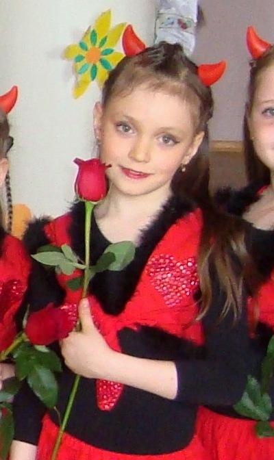 Дарья Васильева, 11 сентября , Кандалакша, id197095143