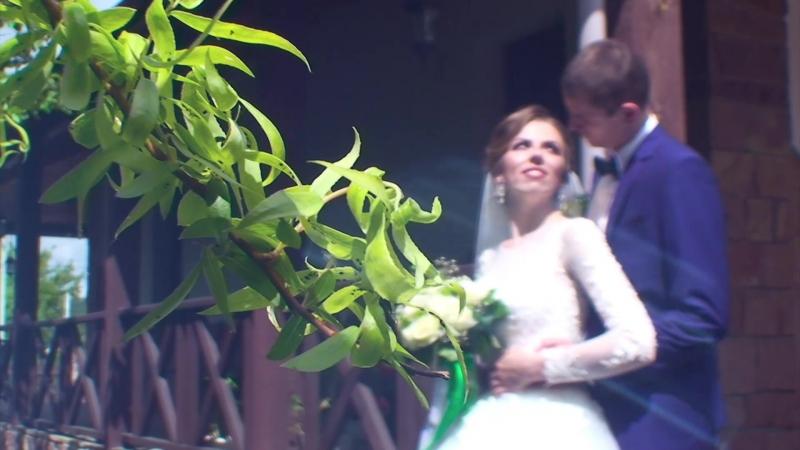 Wedding video... Юрій та Марія