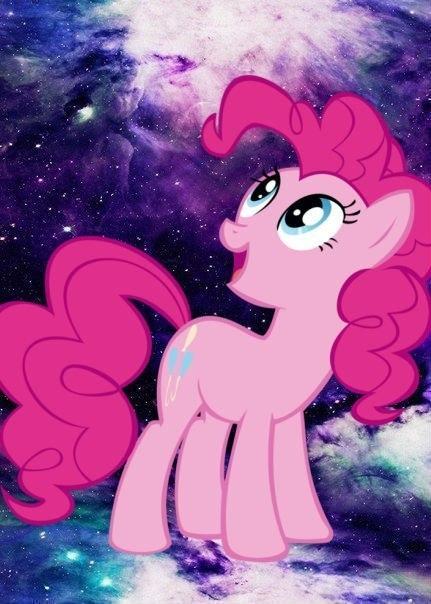 Игра Дружба это Чудо - Пинки Пай на воздушном шаре