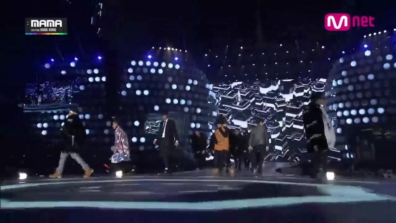 블락비(Block.B) vs. 방탄소년단(BTS) at 2014 MAMA