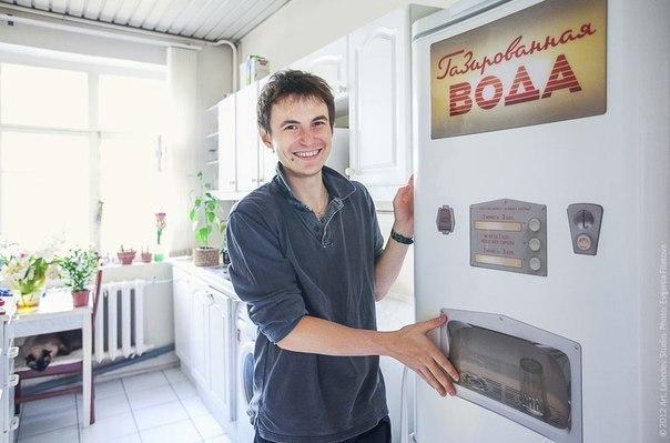 Набор магнитов на холодильник.