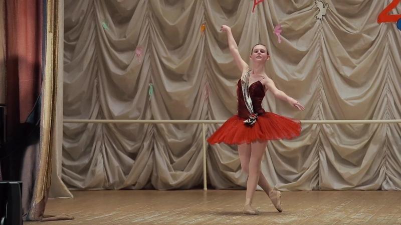 Классический и Историко-бытовой танец