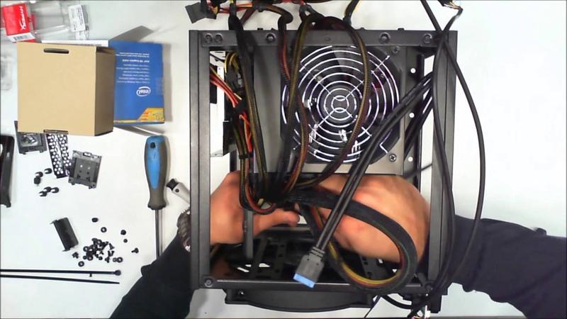 Mini Itx Build: Tt Suppressor F1