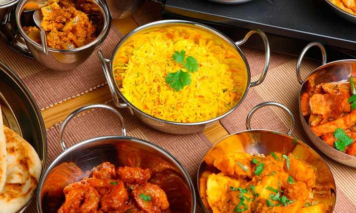 Ваш путеводитель по меню индийского ресторана.