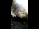 гаражи горят (