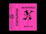 Desorden - Demo 2018 Hardcore Punk