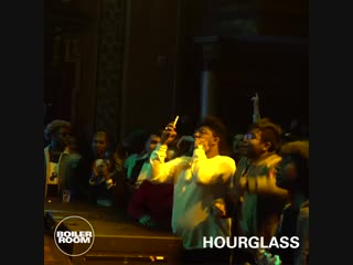 Boiler Room x AXE Music | One Night Only: Hourglass