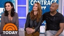 'One Tree Hill' Stars Talk Reuniting For 'The Christmas Contract' | TODAY