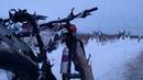 X-Treme и Monster на зимних покатушках