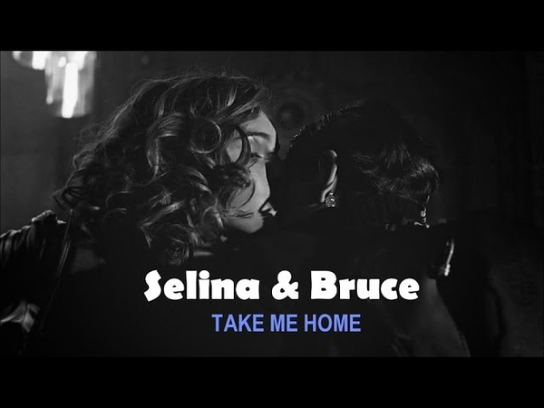 Bruce Selina l There's something between us (3x11)