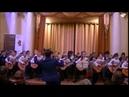 Рождественская колядка Щедрик Леонтовича, обработка для гитарного оркестра и дирижер Д.Бородаев