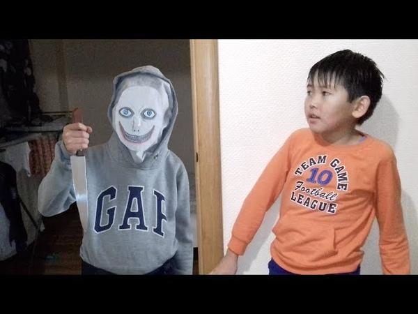 ДЖЕФФ УБИЙЦА ♦страшилка для детей