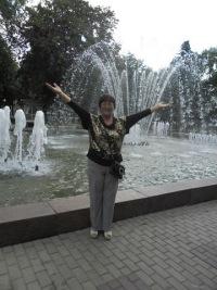 Вера Лисина, 15 апреля 1953, Нижний Новгород, id181622604