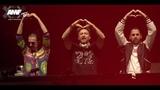 David Guetta B2B Dimitri Vegas &amp Like Mike @ AMF Festival 2018