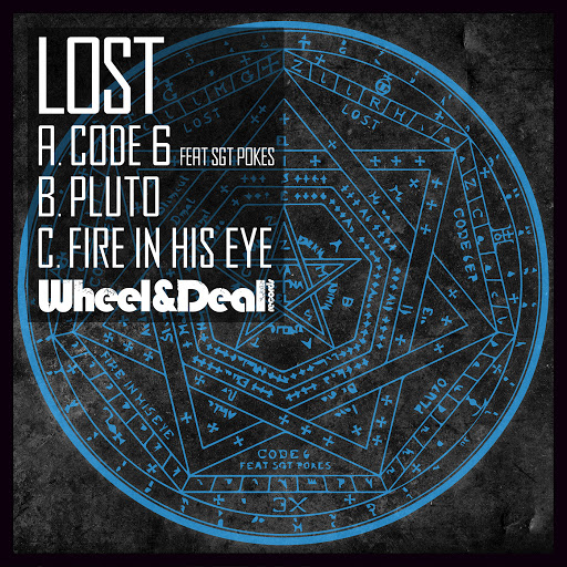 Lost альбом Code 6