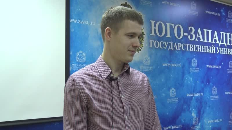 ФЛМК на встрече с корреспондентом журнала Пограничник