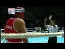 Heavy (91kg) R16- Vugdelija Stjepan (CRO) VS Larduet Jose (CUB) -2011 AIBA World Champs