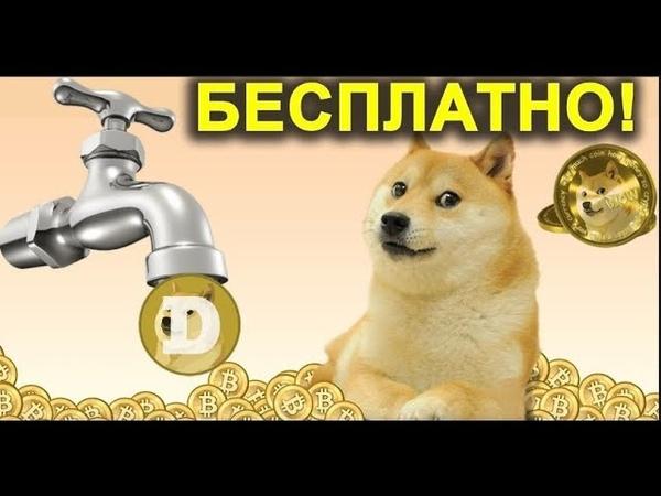 СУПЕР ДОГИКОИН КРАН БЕЗ ТАЙМЕРА DigiTask 0 25 DOGE на faucethub
