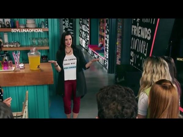 Soy Luna 3 - El regreso de Juliana al Jam Roller(Cap.45)HD