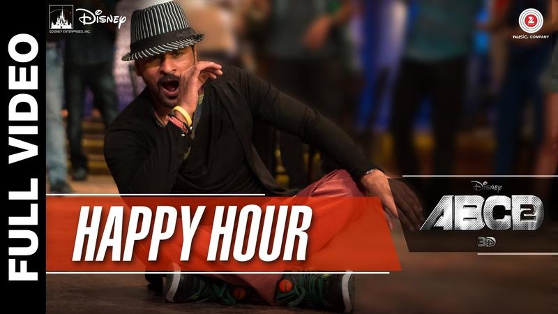 Happy Hour Full Video | Disneys ABCD 2 | Prabhu Dheva Varun Dhawan | Mika | Sachin – Jigar