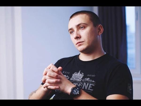 LIVE | Учасник одеського Євромайдану, засновник НГО Небайдужі Сергій Стерненко | За чай.com-2310