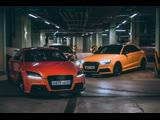 Audi ttrs &amp Audi s3