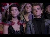 Улетное Видео со съёмок фильма Голодные Игры  И Вспыхнет Пламя