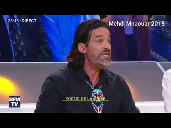 BFMTV : Xavier Mathieu traite Ruth Elkrief de méprisante